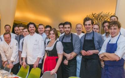 "Modern Austrian Cuisine im ""Magazine"" in London"