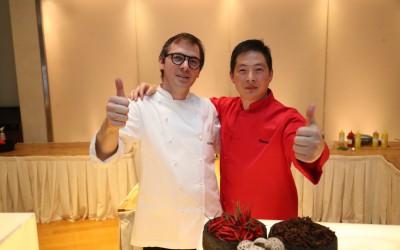 Österreich Werbung China lud zu Koch-Event in Shanghai